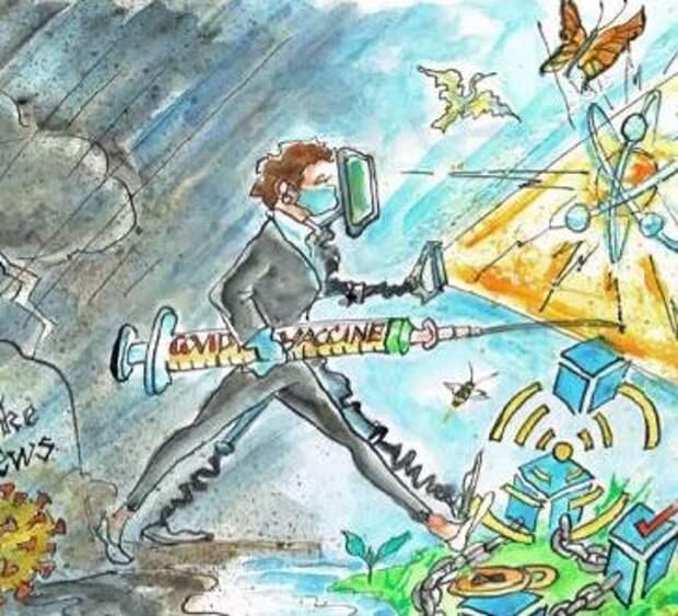 "Города опустеют, Amazon ""купит"" Кипр, вакцинация разрушит компании - ""шокирующие предсказания"" Saxo Bank на 2021 год"