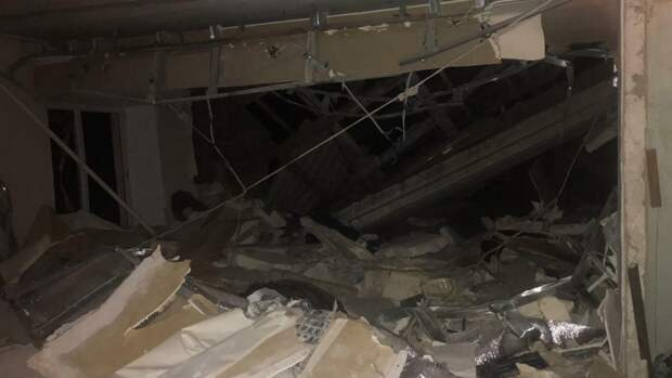 Пять человек погибли под завалами после обрушения жилого дома в Китае