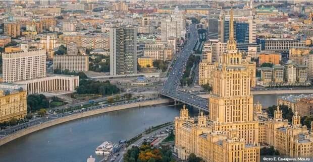 В Москве рост тарифов на услуги ЖКХ в 2021 году будет ниже инфляции. Фото: Е.Самарин, mos.ru