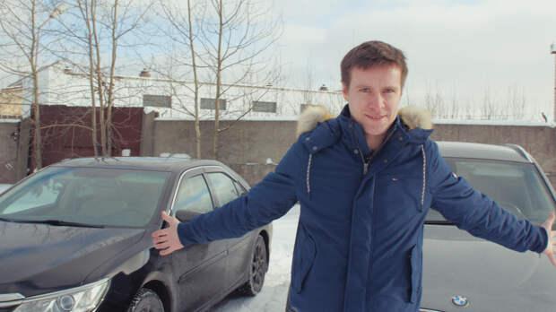 Автоблогер Iling Show угадывает владельца по машине. ФАН-ТВ