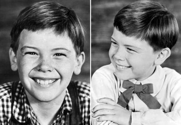 Бобби Дрисколл в детстве | Фото: kino-teatr.ru
