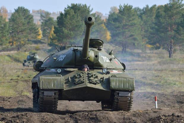 Напугал союзников: NI вспомнил о советском тяжелом танке ИС-3