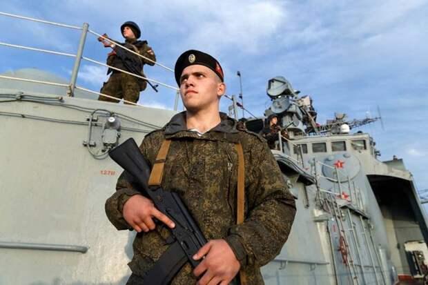Израильская пресса: Российский флот взял под охрану иранские нефтетанкеры