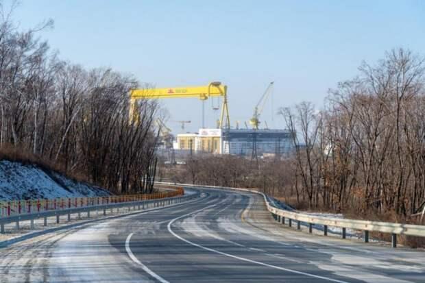 Развитие дорог России. Обзор проектов построенных и отремонтированных дорог и мостов. Апрель 2021 г