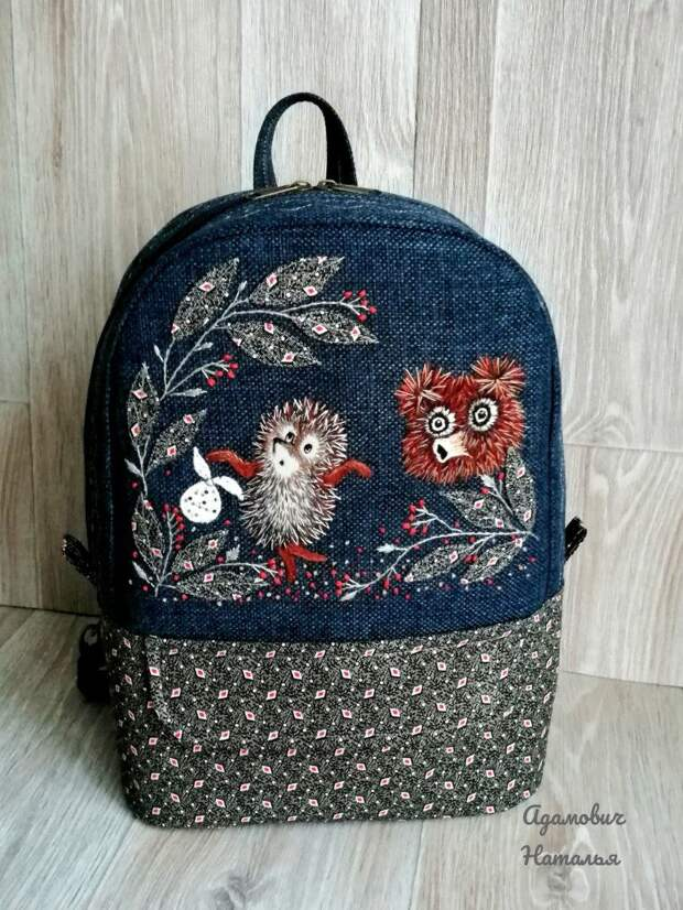 Приветствую вас, друзья, с новым рюкзаком!! )) 😉