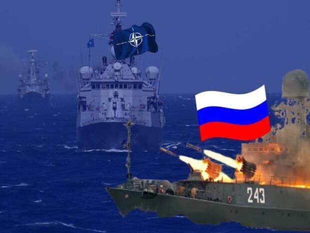 ВМФ России не пропустил военные корабли НАТО к Крыму – Новости РуАН