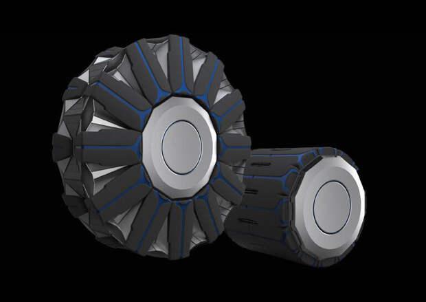 Новые колеса Shapeshifting перенесут вас через что угодно, даже в инопланетные миры
