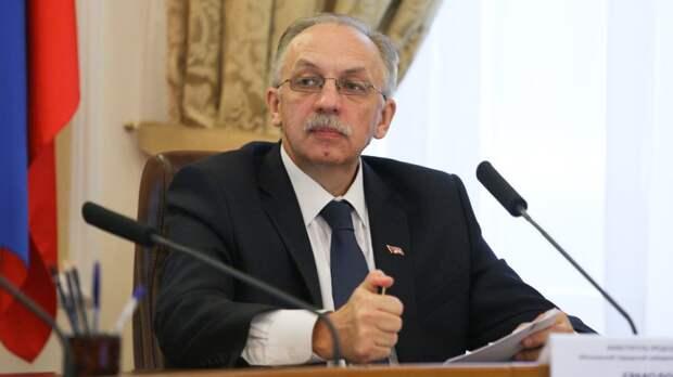 Председатель Мосгоризбиркома Ермолов назвал процент явки на выборы в Госдуму