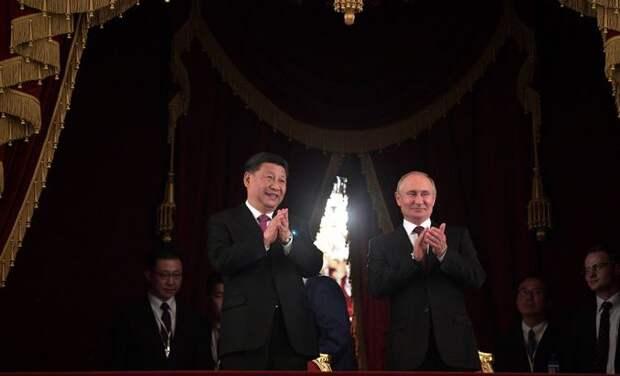 Forbes: сближение Пекина и Москвы идёт в ущерб энергетическому сектору США