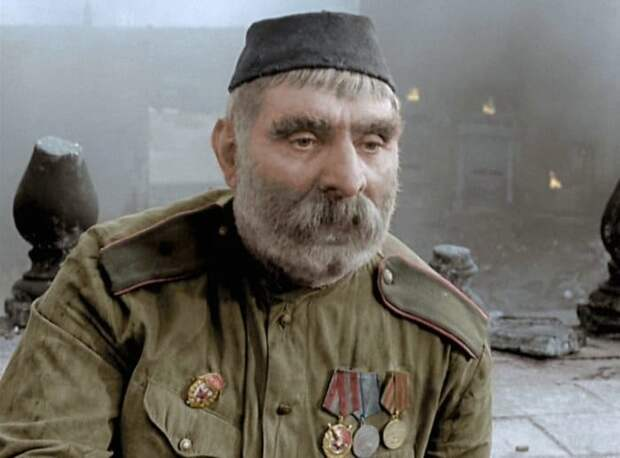Серго Закариадзе в роли Георгия Махарашвили | Фото: parashutov.livejournal.com