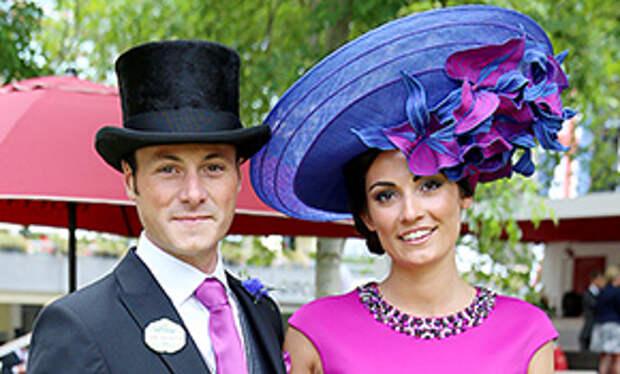 Парад шляпок в Аскоте изумил модных критиков