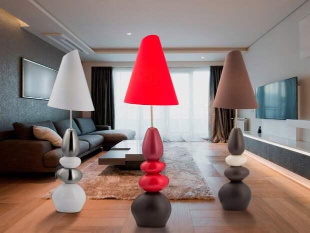 Создаём уникальную дизайнерскую систему освещения в доме