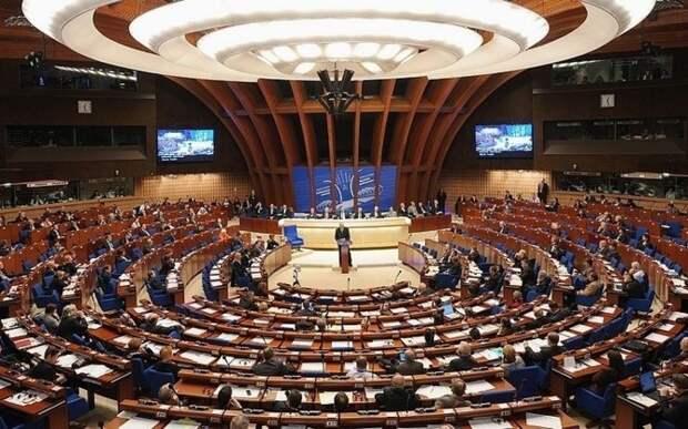 Скрип приоткрытой двери Совета Европы