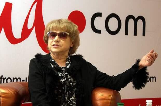 Лариса Скорик объяснила, почему украинцам нельзя отказываться от 9 мая