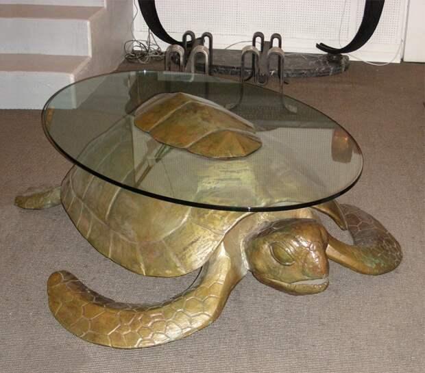 Стол-черепаха и трусы для рук: 11 примеров упоротых дизайнов