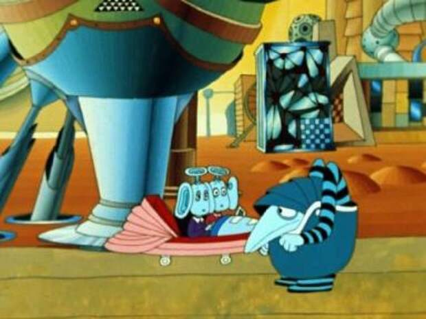 Мультфильмы по Киру Булычёву: От Алисы до Великого Гусляра 2
