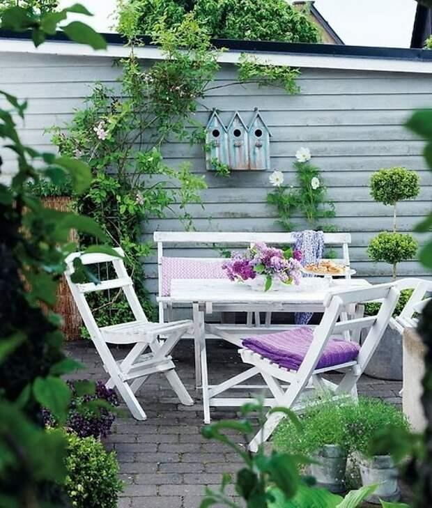 Дизайн маленького сада: советы по благоустройству