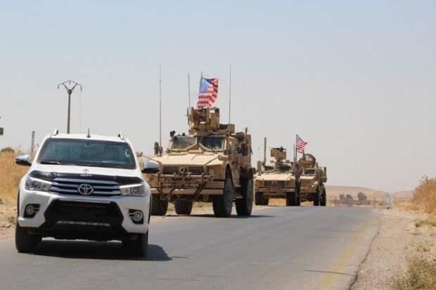Набирающий силы Дамаск вынудит США покинуть Сирию