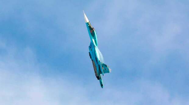 В Сенате США перепутали Су-34 с американским истребителем