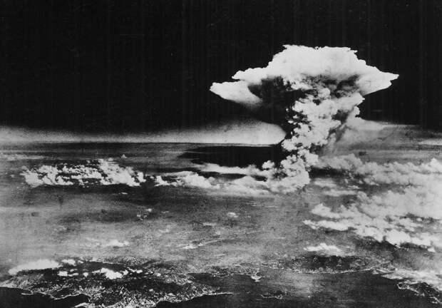 Водородная бомба — современное оружие массового поражения