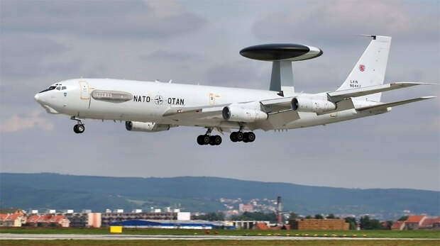 НАТО намерено побеждать в атмосфере и в космосе