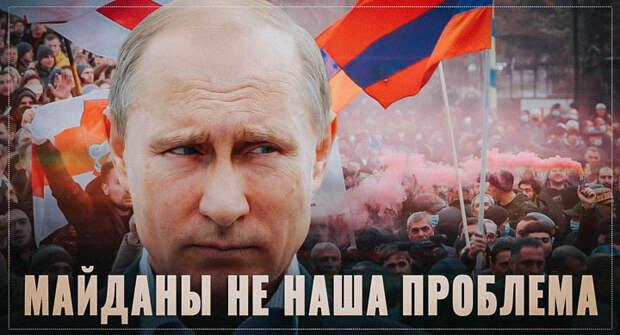Путин повесил США камень на шею