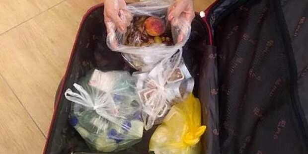 В Турции российских туристов поймали на вывозе из отеля чемодана продуктов