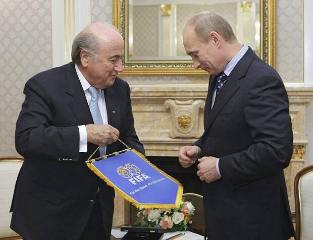 Экс-президент ФИФА Блаттер не стал подавать апелляцию на новую дисквалификацию