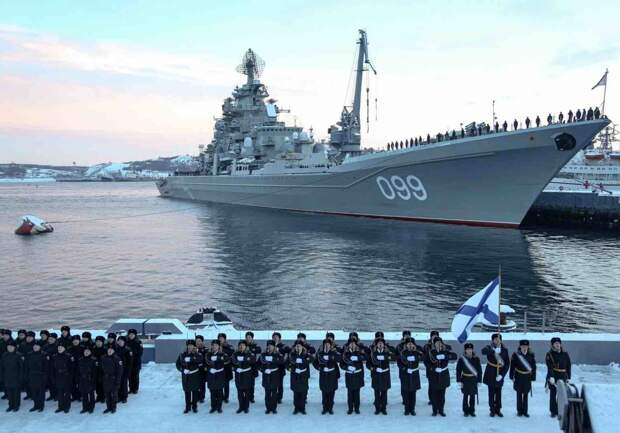 Американский флот при подходе к российским берегам ожидает неприятный сюрприз