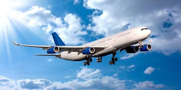 РФ снимет ограничения на авиасообщение с рядом стран