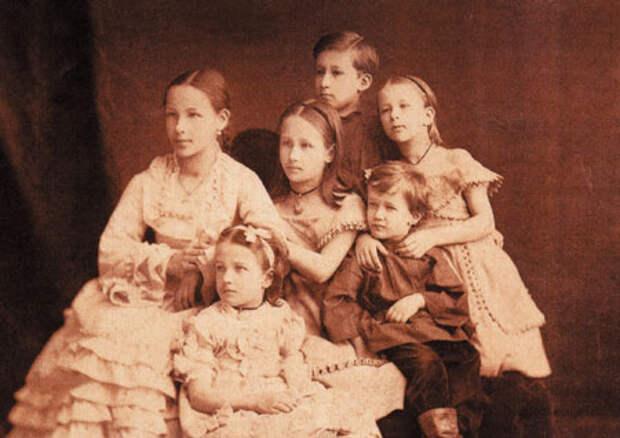 Что случилось с детьми и «бастардами» Пушкина
