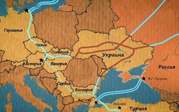С чем останется Украина после «декарбонизации» европейской экономики
