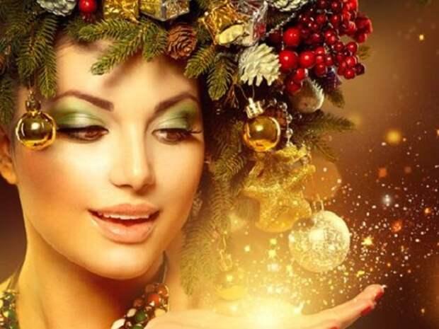 Новогодняя магия: ритуалы на любовь, богатство и счастье