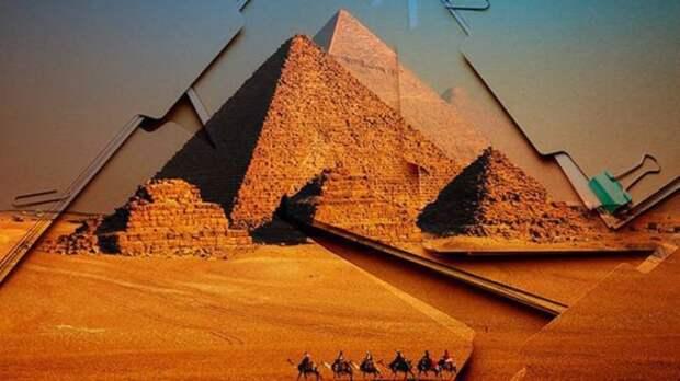 Секретные файлы КГБ раскрыли интересные факты о египетских пирамидах