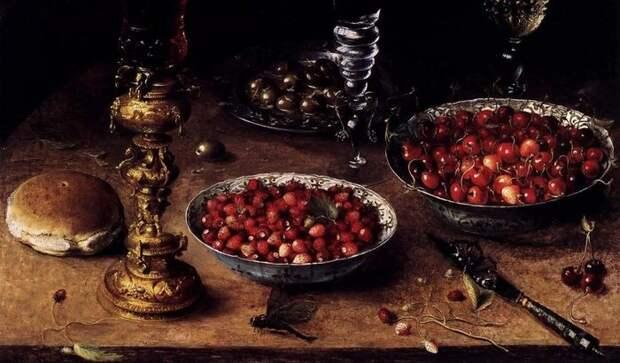 Тайные символы на натюрмортах: О чём могут рассказать фрукты, цветы, свечи и другие предметы