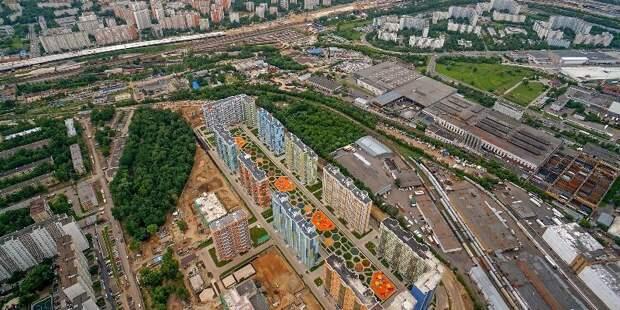 Программа «Индустриальные кварталы» преобразит заброшенные промзоны Москвы