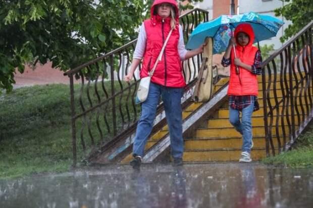 Синоптики прогнозируют осеннюю погоду вРоссии ссередины августа