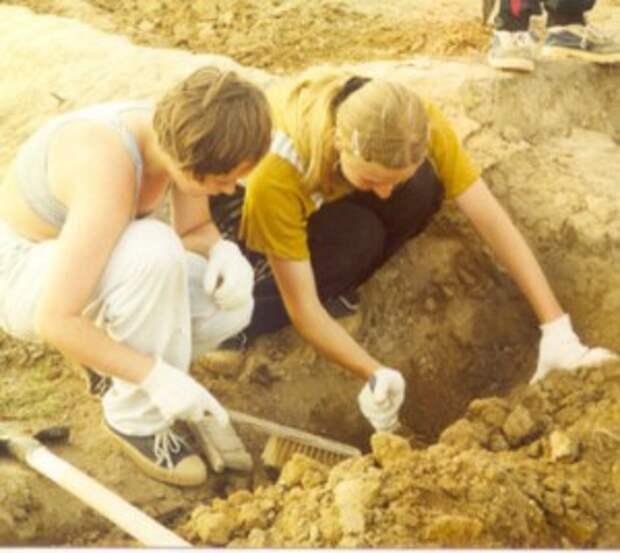 Калуга теряет свои археологические памятники