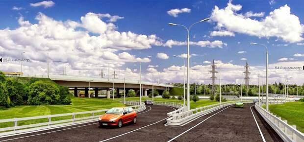 Развязку МКАД с Алтуфьевским шоссе реконструируют в два этапа