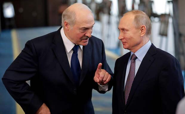 Интеграция России и Белоруссии: Путин согласен, Лукашенко интригует