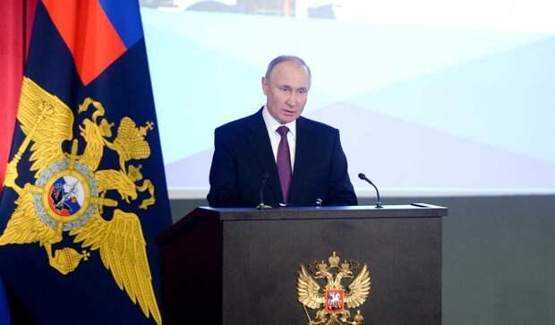 Путин – интернет-преступникам: Детей мы вам не отдадим