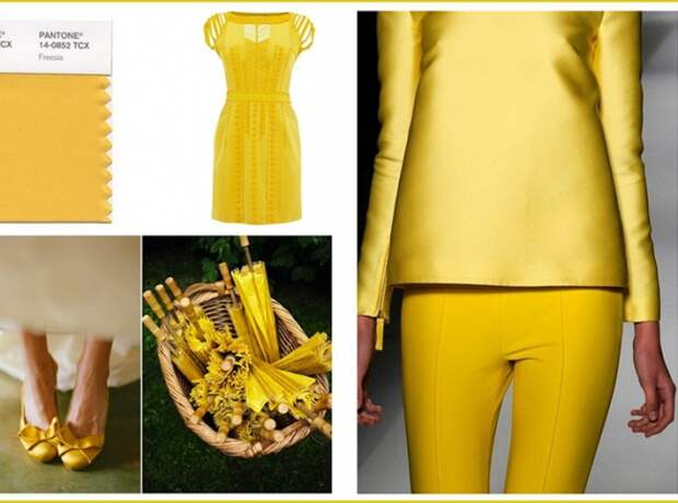 Модные цвета 2014: 10 летних вариантов