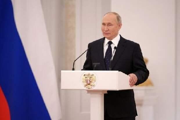 Президент подвел итоги работы Госдумы седьмого созыва