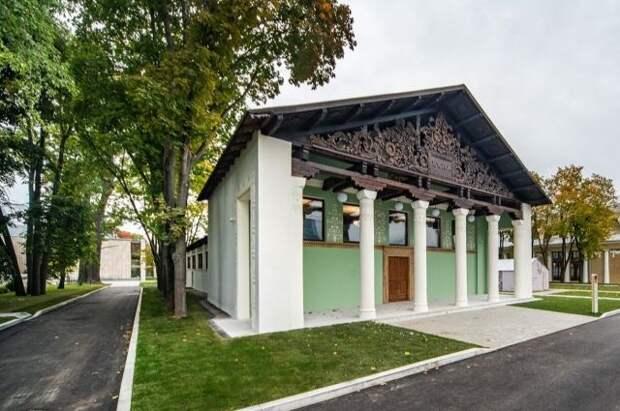 На ВДНХ завершена реставрация павильона «Микробиологическая промышленность»