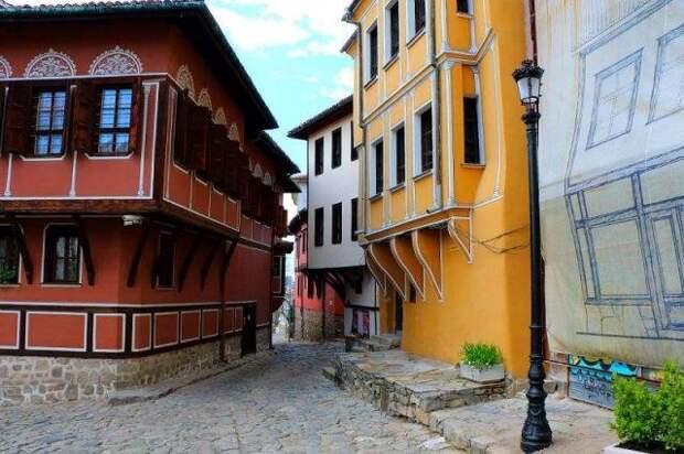 Пловдив - культурная столица Европы 2019 года, а также ее старейший город