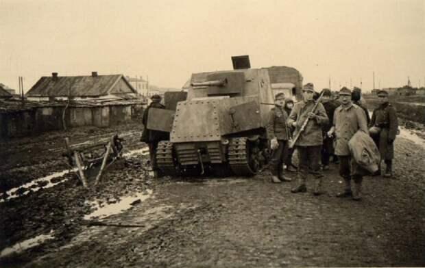 Они даже в обороне Москвы участвовали. ¦Фото: warspot.ru.