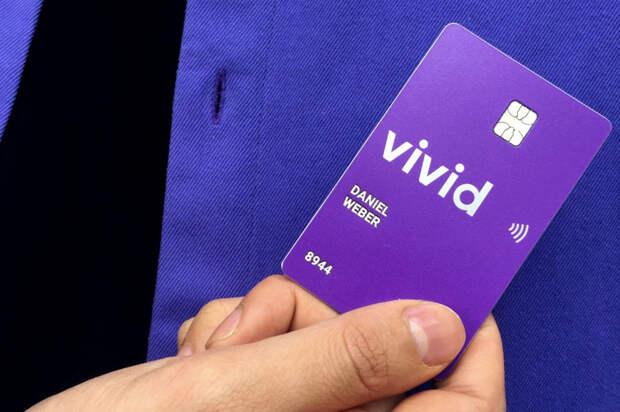 Vivid с помощью Ecommpay обеспечит мгновенное пополнение своих карт