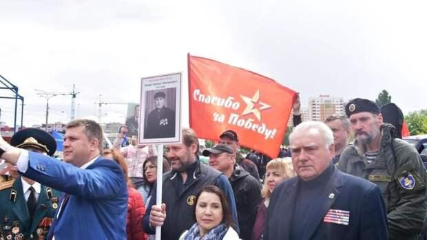 СБУ задерживает ветеранов за медали Великой Победы на Украине