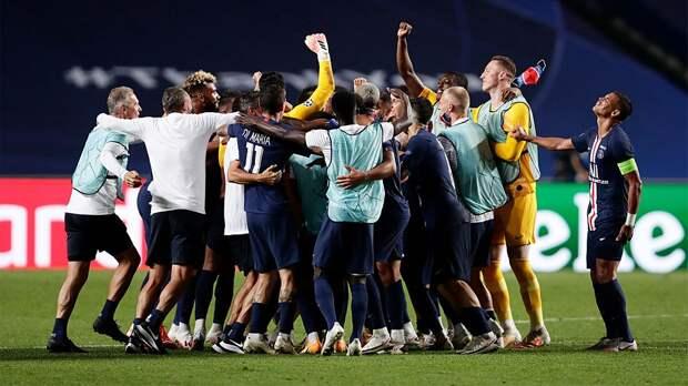 «ПСЖ» потребовалось 110 матчей, чтобы впервые выйти в финал Лиги чемпионов. Это рекорд турнира