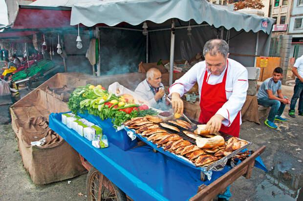 11 турецких уличных вкусностей, которых нет нигде в мире